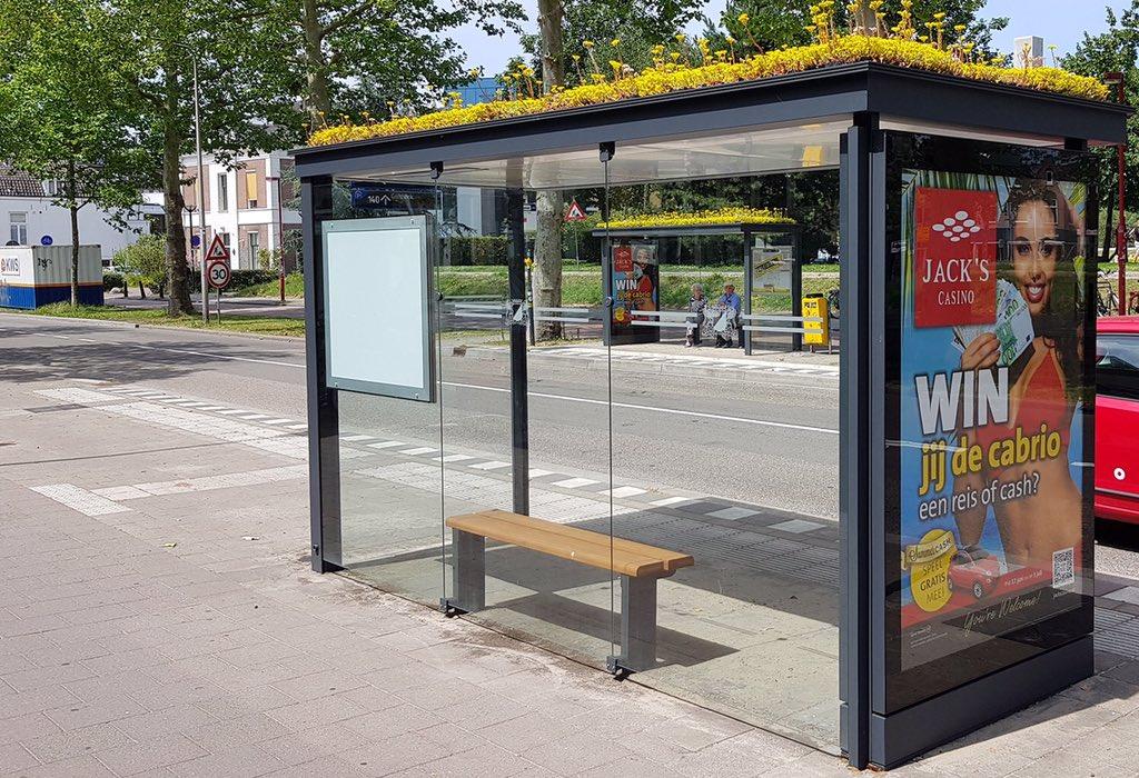 bee bus stop